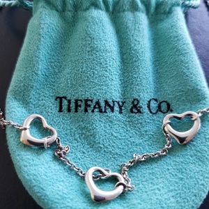 Authentic Tiffany and Co. Vintage Sterling Silver